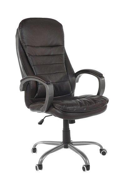 Кресло компьюторное VIP MASSERANO brązowy + gratis !