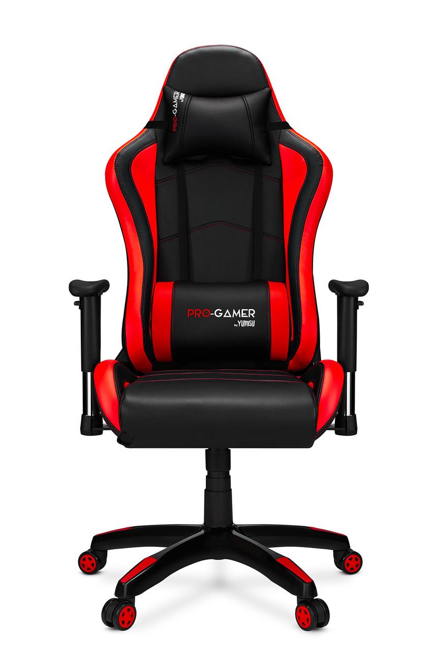 Геймерское компьютерное кресло FALCON красный