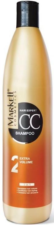 """СС-Шампунь """"Экстра-обьем"""" Markell HairExpert 500 мл (4810304012823)"""