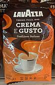 Оригинал! Кофе в зернах Lavazza Crema e Gusto Tradizione Italiana 70/30 1кг, Италия