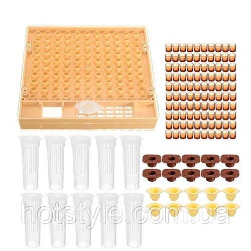Система для вывода пчелиных маток Никот Nicot 110 ячеек, 103800