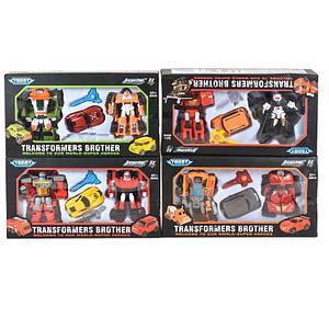 Робот- трансформер в коробке, (Оригинал)