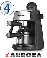 Рожковая кофеварка 800 Вт Aurora AU 142