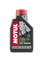 Масло вилочное Technosynthese Motul FORK OIL EXPERT MEDIUM SAE 10W (1L)