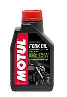 Масло вилочное Technosynthese Motul FORK OIL EXPERT MEDIUM HEAVY SAE 15W (1L)