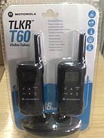 Motorola TLKR T60, пара радиостанций, фото 1