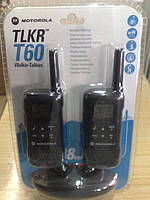 Motorola TLKR T60, пара радиостанций