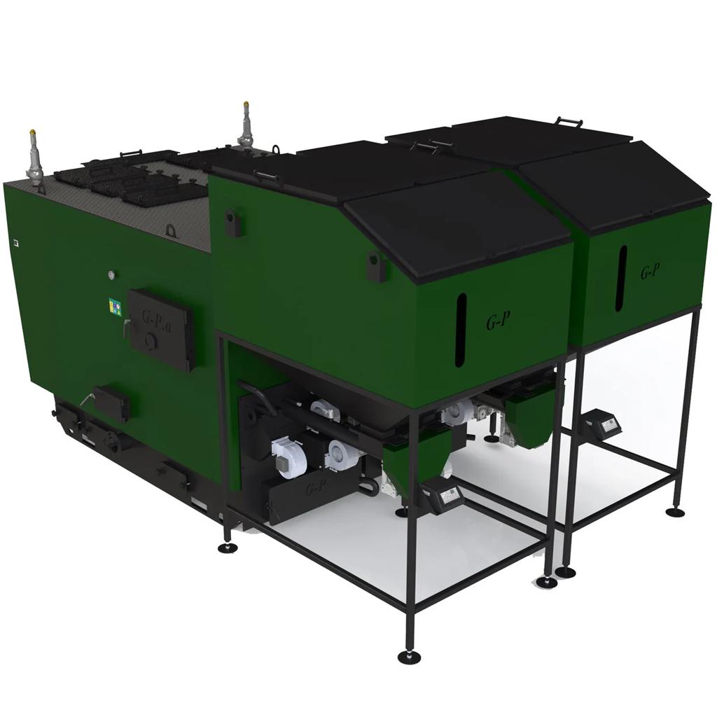 Автоматичний комплекс Gefest-A Profi 1500 кВт