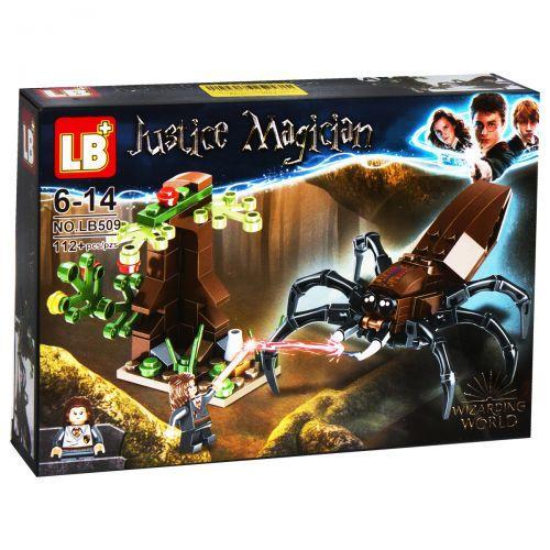 """Конструктор """"Harry Potter: Justice Magician"""", 112 деталей LB509-1"""