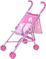 Коляска трость з сумкою для ляльки Baby Born Zapf Creation 1423691