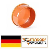 Заглушка ПВХ 160 мм наружной канализации Ostendorf Германия