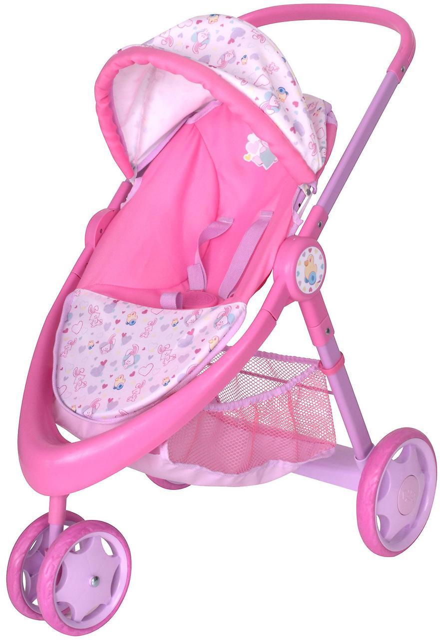 Трехколесная коляска трость для куклы Baby Born Zapf Creation 1423575