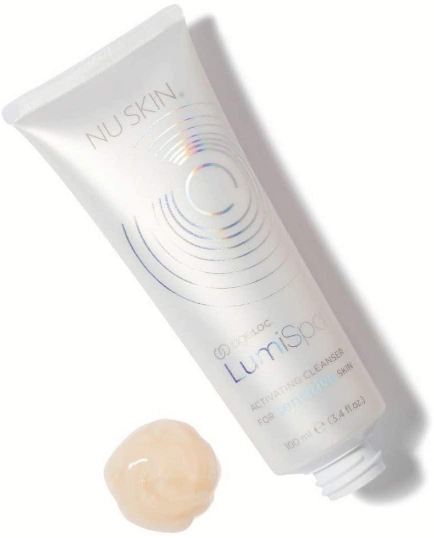 Гель-активатор для чувствительной кожи Nu Skin ageLOC lumiSpa Activating Cleanser for Sensitive skin