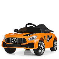 Електромобіль дитячий Mercedes Benz (M 4105EBLR-7)   2 мотора 25W, пульт 2.4 G, колеса EVA, MP3, USB