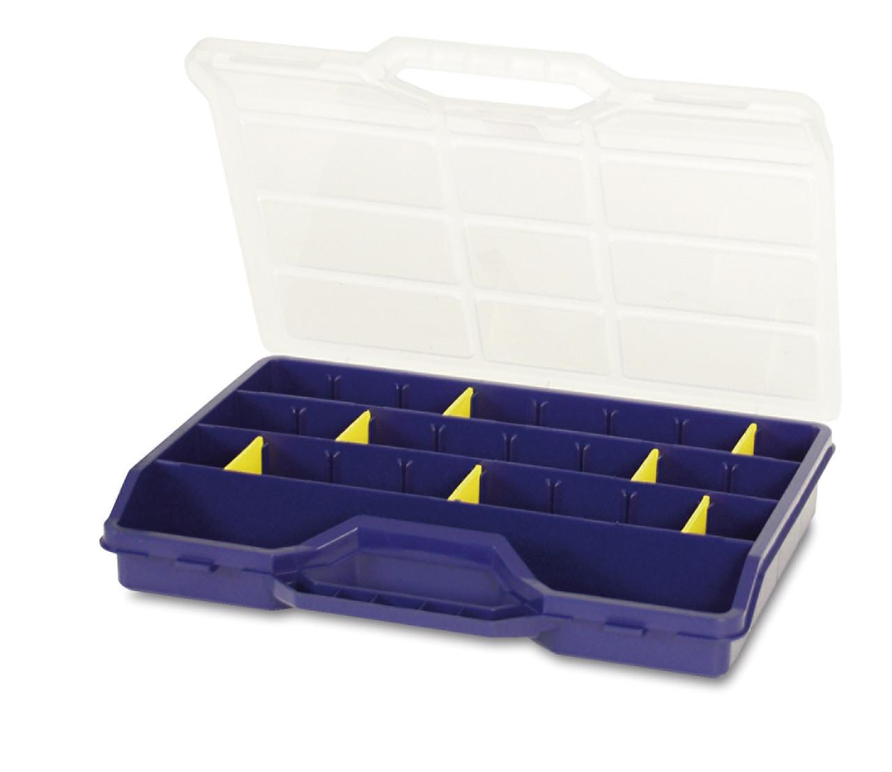 Організатор Tayg Box 45-26 пластиковий з ручкою і мобільними перегородками 31,2х23,8 h5,1см