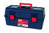 Ящик Tayg Box 25 Caja htas 40x20,6x18,8 см для інструментів + вкладка + органайзер пластиковий синій, фото 3