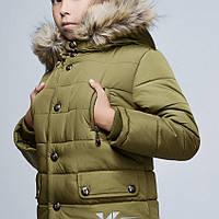 Дитяча зимова куртка на хлопчика
