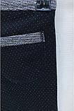 Детские лосины с люрексом черные (92-116), фото 3