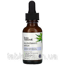 InstaNatural, Multivitamin C Serum, Anti-Aging, 1 fl oz (30 ml)
