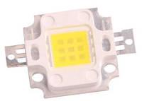 Светодиодная матрица белая 10Вт 900-1000лм 9-12В