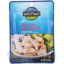 Wild Planet, Wild Pink Salmon, 3 oz (85 g)