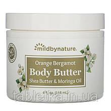 Mild By Nature, Масло для тела с апельсином и бергамотом, 118мл (4жидк.унции)