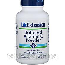 Life Extension, Буферный порошок витамина С, 16 унций (454 г)