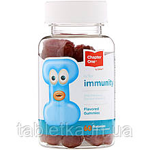 Chapter One, I Is For Immunity, Flavored Gummies, 60 Gummies