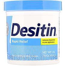 Desitin, заспокійливий крем, 453 р (16 унцій)