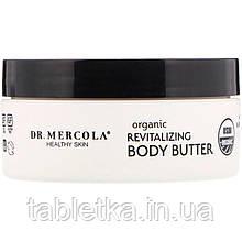 Dr. Mercola, Organic Revitalizing Body Butter, Sweet Orange, 4 oz
