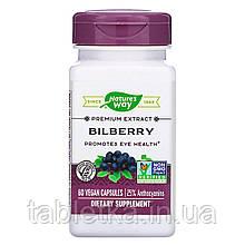 Nature's Way, Bilberry, 60 Vegan Capsules
