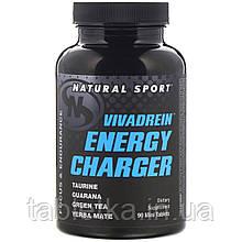 Natural Sport, Vivadrein Energy Charger, добавка для повышения уровня энергии, 90мини-таблеток