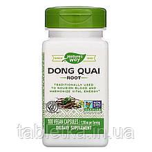 Nature's Way, Dong Quai Root, 1,130 mg, 100 Vegan Capsules