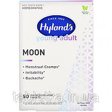 Hyland's, Young Adult, Moon, 194 mg, 50 Quick-Dissolving Tablets