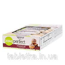 ZonePerfect, Поживний батончик, кориця, 12 шт., 50 г (1,76 унції) кожен