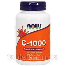 Now Foods, C-1000, 100таблеток