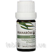 Pranarom, Essential Oil, Diffusion Blend, Purity, .17 fl oz (5 ml)