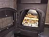 Отопительно варочная печь Теплодар ТОП 200 с чугунной дверкой, фото 4