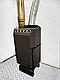 Отопительная конвекционная печь 14 кВт Теплодар ТОП 140 с варочной поверхностью длительного горения, фото 3
