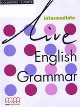 Підручник Live English Grammar Intermediate Students Book Эстер Войджицки MM Publications