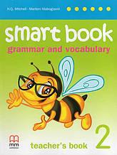 Книга для вчителя Smart Book for UKRAINE НУШ 2 Teacher's Book SJ Mitchell H.Q. Marileni Malkogianni MM