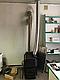 Отопительно варочная печь Теплодар ТОП 200 с чугунной дверкой, фото 6