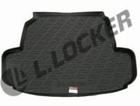 Коврик в багажник на Peugeot 206 sd (06-)