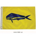 Флаг Дельфин, шт.