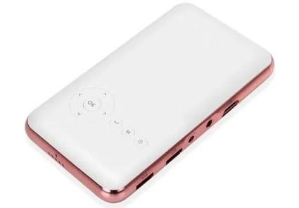 Проектор портативный Smart M6S 5000mA   Android Wi-Fi Bluetooth   2000 люмен