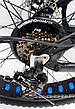 """Фэтбайк Горный велосипед S800 Hammer Extrime Колёса 26''х4,0"""". Алюминиевая рама 15"""", фото 3"""