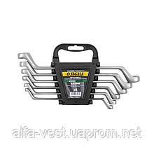 Ключі накидні 6шт 6-17мм CrV satine SIGMA (6010041)