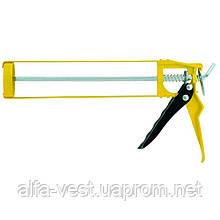 Пистолет для герметиков 225мм (скелет) SIGMA (2723021)