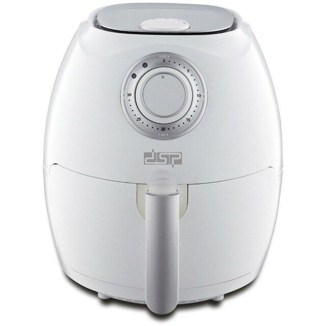 Фритюрниця (біла) DSP 1350W 2.6 L