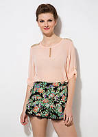 Пудрова жіноча блузка MA&GI, фото 1